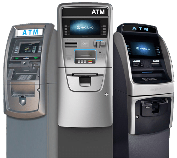 ATM machines GenMega 2500