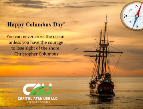 Happy Columbus Day 2019
